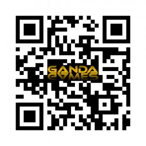 QR-Code mobile Ganda Games deutsch